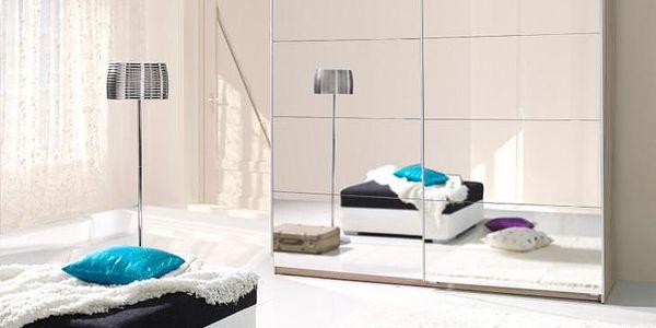 Luxusní šatní skříň TWISTER 1