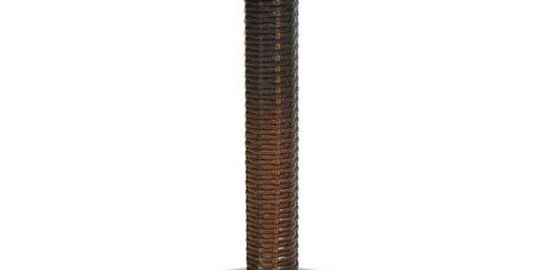 Zahradní stůl POLINA/MERANO fi80 brown