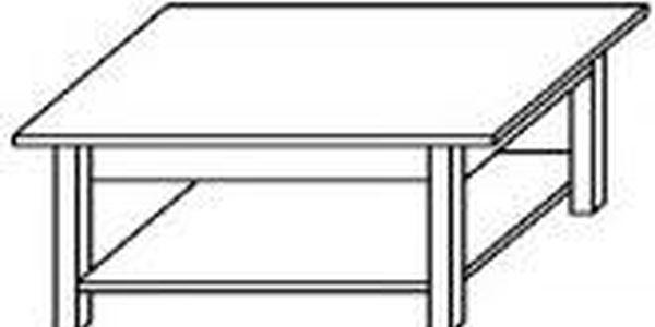 WN9 Konferenční stolek WENECJA