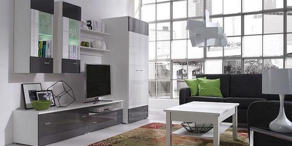 Levný nábytek do obývacího pokoje WENECJA Sestava 4