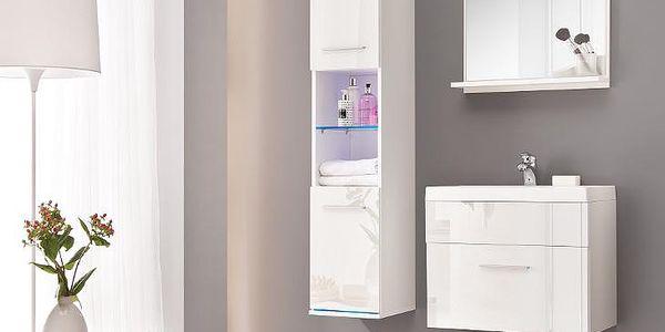 Elegantní koupelna SOLO 3 lesk