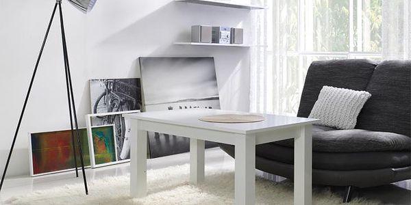 Konferenční stolek T20 bílý
