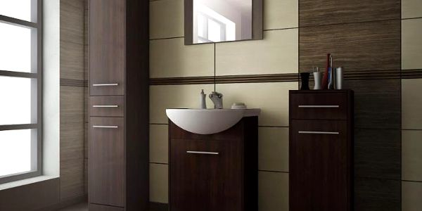 Moderní koupelna SLIM MINI 1