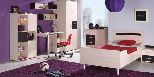 Levný nábytek do dětského pokoje NEMO 4