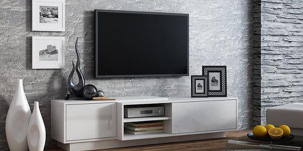 Komoda pod televizor/rádio SIGMA 1 WHITE
