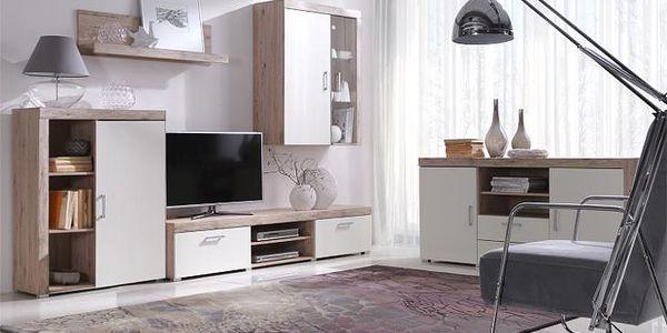 Nábytek do obývacího pokoje SAMBA 3 san marino