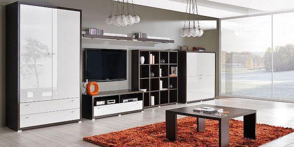 Moderní obývací stěna KENDO Sestava 4