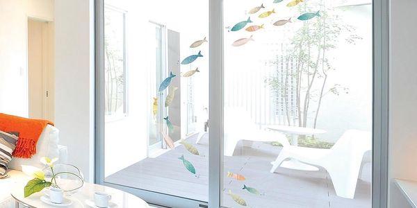 Samolepka Fish Wall