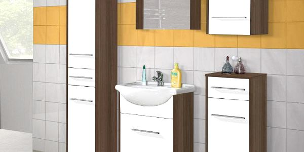 Stylová koupelna SLIM 4