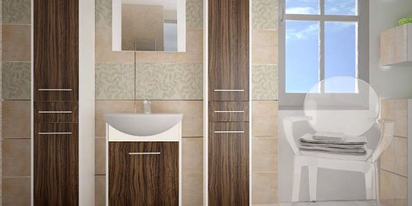 Trendy koupelna SLIM MAX 3