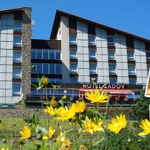 Wellness pobyt pro 2 na 3 dny s polopenzí v Hotelu Zadov***+ na předhůří centrální Šumavy