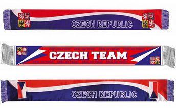 Fanouškovská šála ČR!