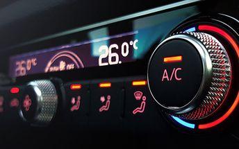 Dezinfekce klimatizace v autě ozónem