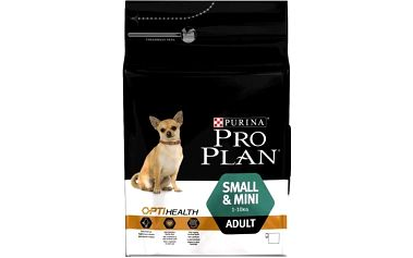 Purina Pro Plan SMALL & MINI ADULT 3 kg