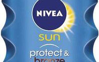 Nivea Olej na opalování ve spreji podporující zhnědnutí SPF 30 Sun (Protect & Bronze Oil) 200 ml