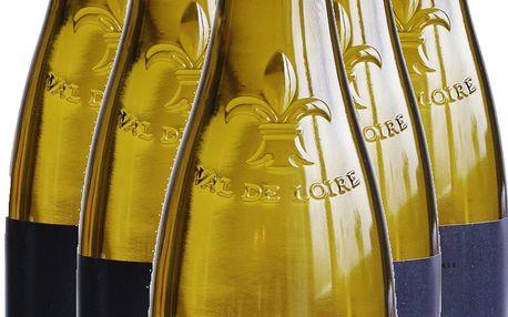 Bílé víno Touraine Sauvignon 0,75 l 5+1