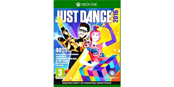 Ubisoft Just Dance 2016 / Xbox One