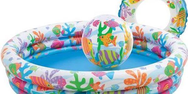 Bazénový set Intex Rybičky