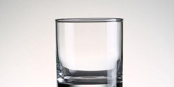 Sada 3 sklenic Tumbler, 280 ml