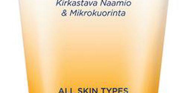 Lumene Osvěžující maska a mikro peeling 2v1 Bright Touch (2in1 Detoxifying Mask & Micro Scrub) 75 ml