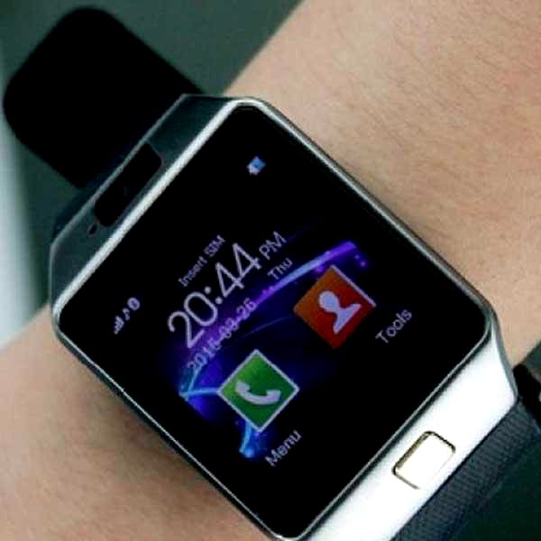 Inteligentní bluetooth hodinky