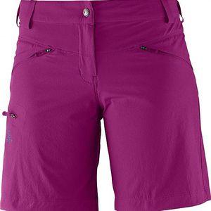 Salomon Wayfarer Short W Mystic Purple 42