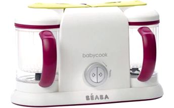 Beaba BABYCOOK DUO bílý