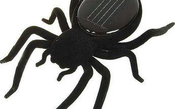 Solární hračka ve tvaru pavouka
