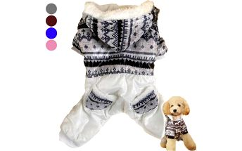 Zimní obleček pro psy - 3 barvy