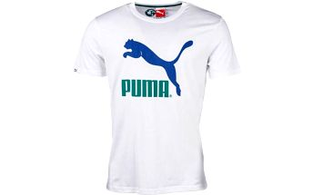 Puma No 1 Logo Tee White XL