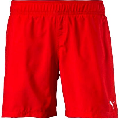 Puma Active Cat Logo Beach Shorts M Puma Red XXL