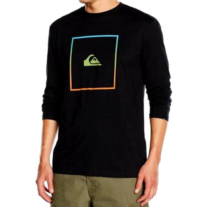 Quiksilver Classic Shut Up And Surf Black M