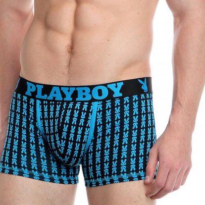 Playboy 2 PACK PL0000MB M modrá