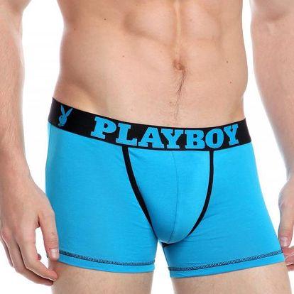 Playboy 2 PACK PL0000LZ M modrá, černá