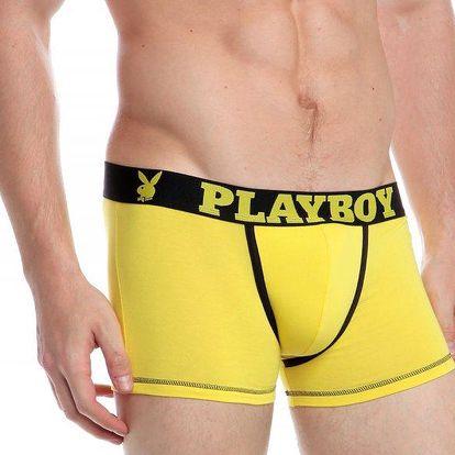Playboy 2 PACK PL0000LZ M žlutá, černá