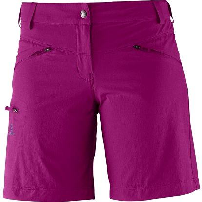 Salomon Wayfarer Short W Mystic Purple 42