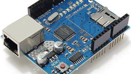 Ethernet modul W5100 pro Arduino