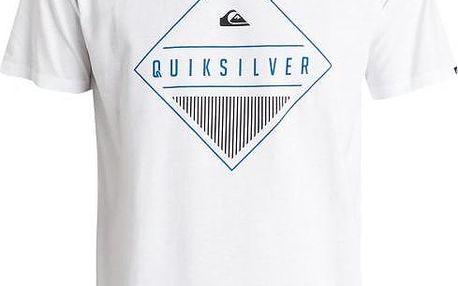 Quiksilver Classic Diamond Mine White XL
