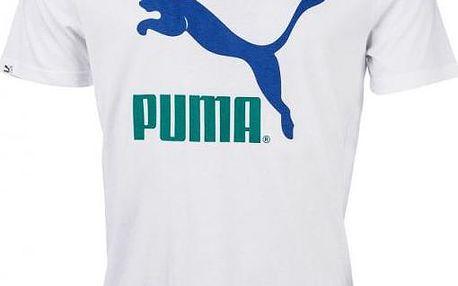 Puma No 1 Logo Tee White XL