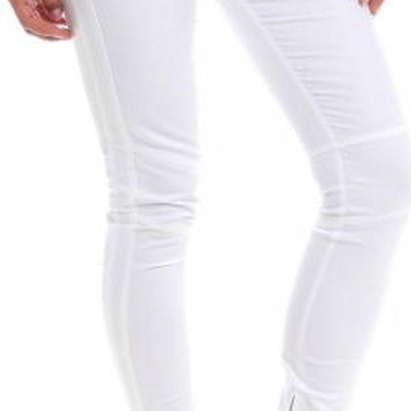 Peak Performance dámské bavlněné kalhoty 28 bílá