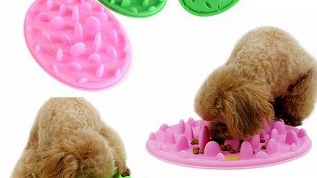 Zpomalovací miska pro psy