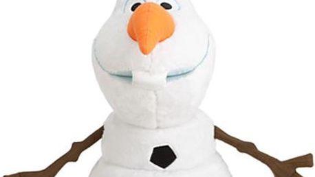 Plyšový Olaf - Sněhulák z pohádky Frozen - Ledové království
