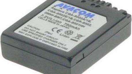 Baterie Avacom pro Panasonic CGA-S002, DMW-BM7 Li-ion 7.2V 750mAh (DIPA-S002-532)