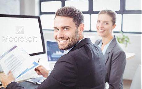Kurzy MS Office v školiacom stredisku MACROSOFT