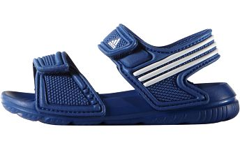Adidas Chlapecké sandály Akwah 9 - modré, EUR 27