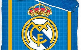 Tip Trade Bavlněné povlečení Real Madrid Blue
