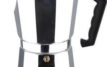 Bergner SG 3506 Konvice na espresso, 3 šálky