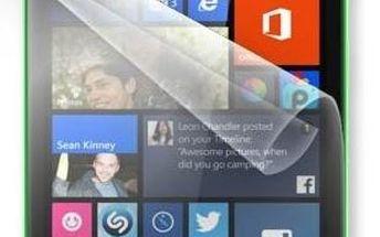 ScreenShield fólie pro Microsoft Lumia 535 (display)