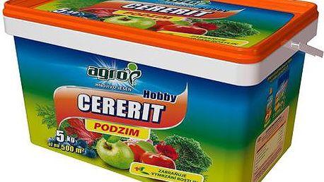 Hnojivo Agro Cererit Hobby podzim 5kg