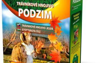 Hnojivo Agro Floria podzimní trávníkové hnojivo 2.5kg